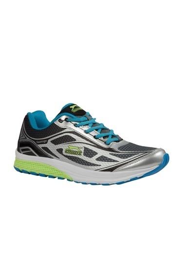 Slazenger Koşu Ayakkabısı-KURON Gri